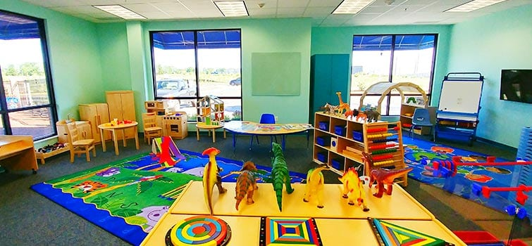 Difference Day Care Child Education