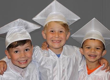 Pre Kindergarten Graduation Boys