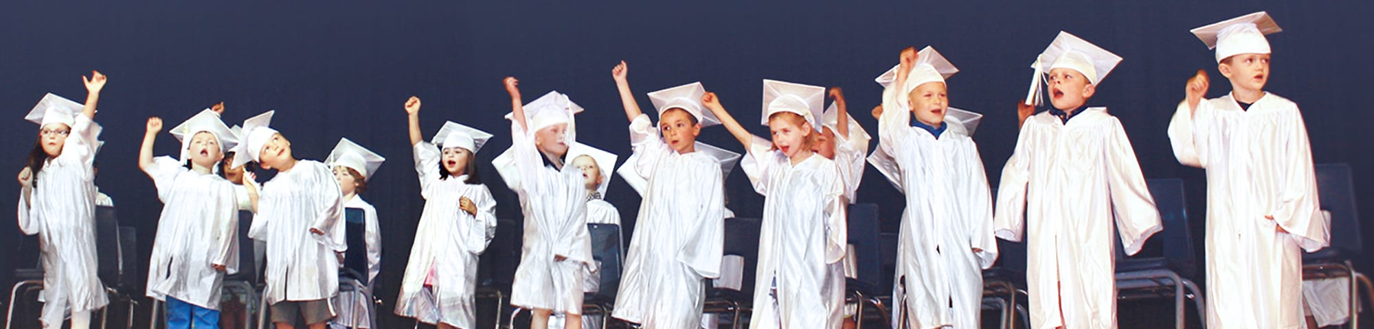 Kiddi Kollege Graduation Stage
