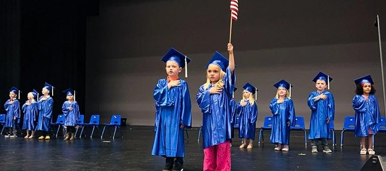 Kiddi Kollege Grad Pledge