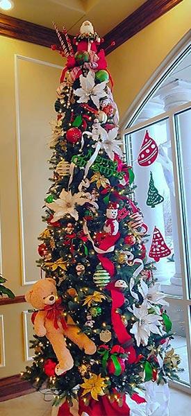 Kiddi Kollege Christmas Tree