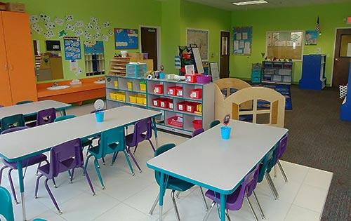 Boulder Creek Classroom