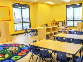 Boulder Creek Preschool Room